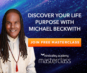 Experience Life Visioning! Tune into the Voice of the Universe with Michael Beckwit...