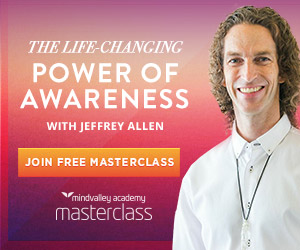 The Life Changing Power Of Awareness... Experience Energy Awareness Like Never Before!