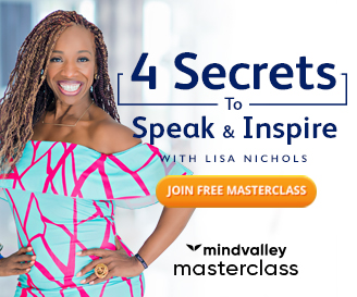Lisa Nichols – Speak and Inspire & Discover the True Power of Your Voice