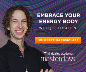 Jeffrey Allen Embrace Your Energy Body
